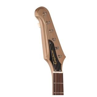 Joe Bonamassa Firebird Electric Guitar, Polymist Gold