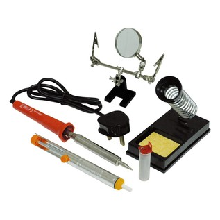 Eagle 30W High Quality Mains Powered Soldering Iron Kit