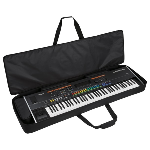 Roland CB-76RL 76 Key Gig Bag Demo
