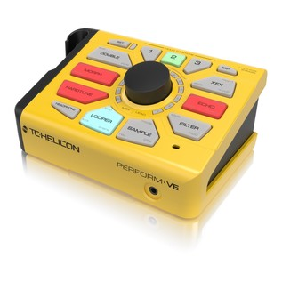 TC Helicon Perform-Ve Vocal Synth and Drum Looper 6
