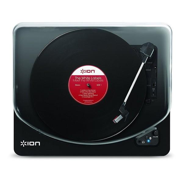 ION Audio Air LP Bluetooth Turntable - Top