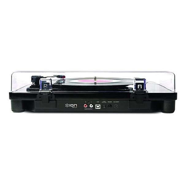 ION Audio Air LP Bluetooth & USB Turntable - Rear
