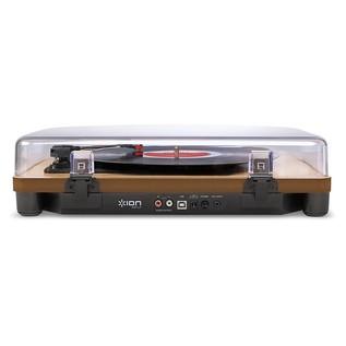 ION Audio Air LP USB Turntable - Rear