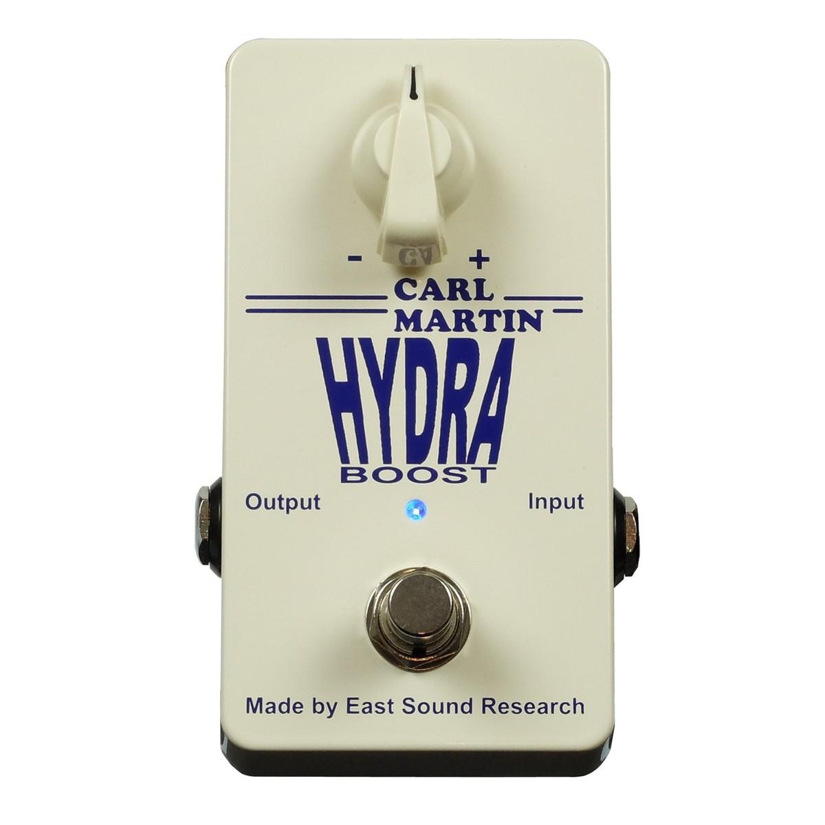 Carl martin hydra boost at gear4music carl martin hydra boost sciox Gallery