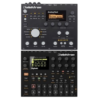 Elektron Digitakt Drum Computer & Elektron Analog Heat - Bundle
