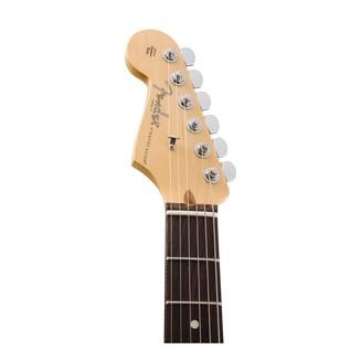 Standard Stratocaster Left Handed Guitar, Black