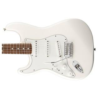 Fender Standard Stratocaster Left Handed Guitar