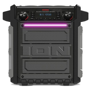 ION Block Rocker Sport Bluetooth Speaker - Front