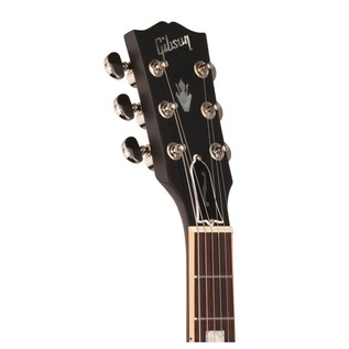 Memphis ES-339 Satin Electric Guitar, Ebony
