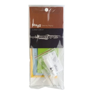 Stagg Clarinet Maintenance Kit