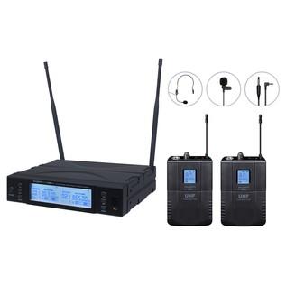 KAM KWM1960 BP V2-38 Wireless Microphone System