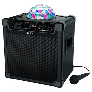 ION Party Rocker Plus - Angled
