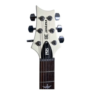PRS SE Santana Special Electric Guitar, White