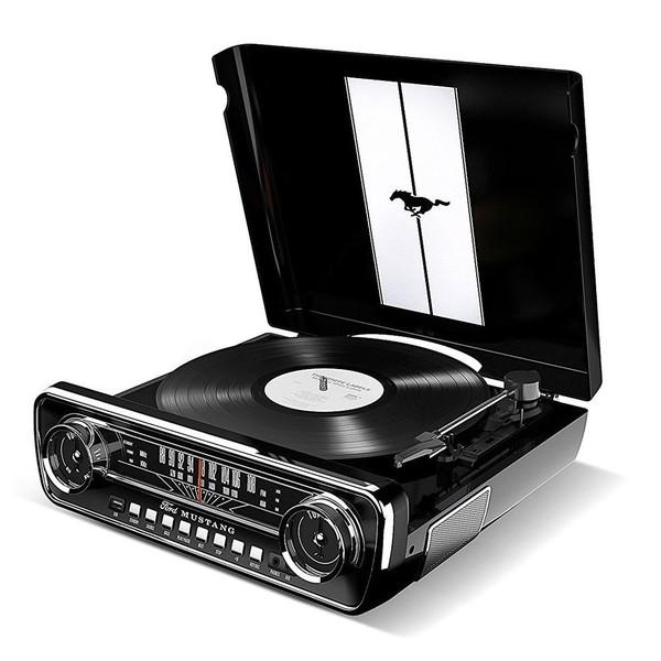 ION Mustang LP, Black - Open
