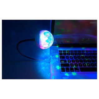 ION Party Ball USB - Connected To Laptop
