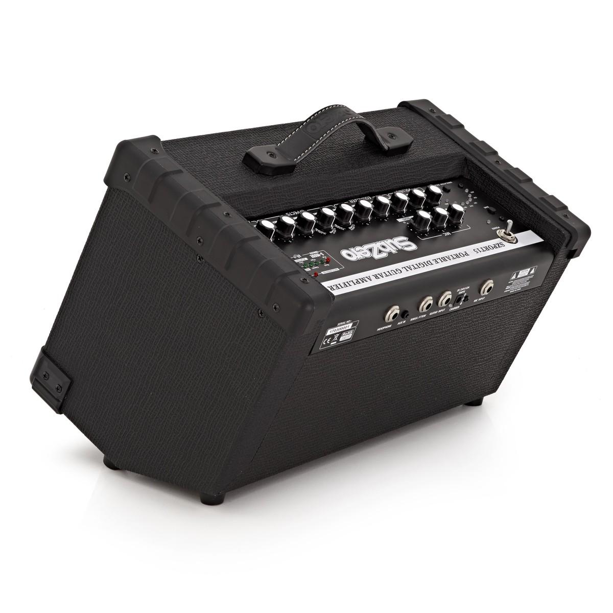 SubZero Amplificador Digital Recargable con Bluetooth en Gear4Music.com