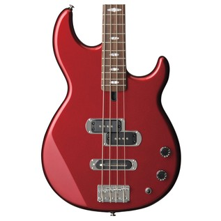 Yamaha BB424 Bass Guitar, Red