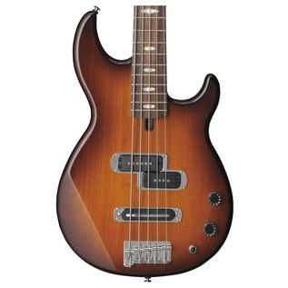 Yamaha BB425 5-String Bass Guitar, Tobacco Sunburst