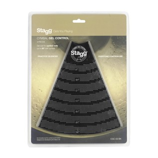 Stagg Cymbal Gel Pads
