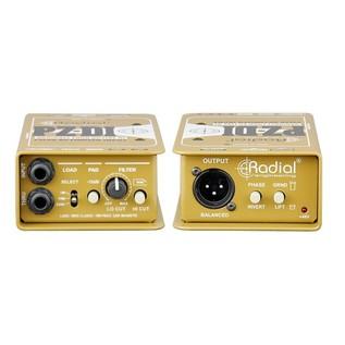 Radial PZ-DI Instrument DI Box 2