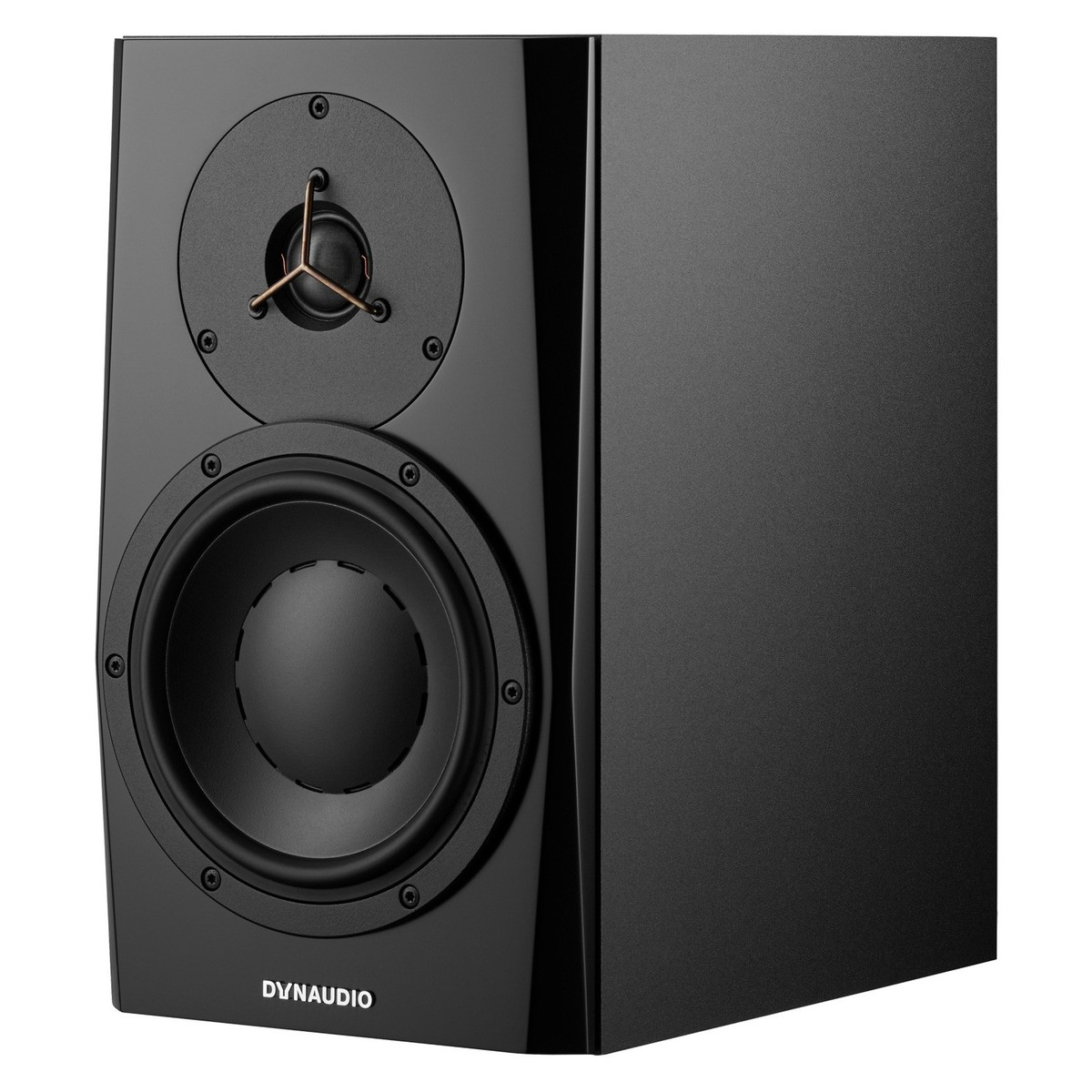 dynaudio lyd 7 near field studio monitor black at gear4music. Black Bedroom Furniture Sets. Home Design Ideas