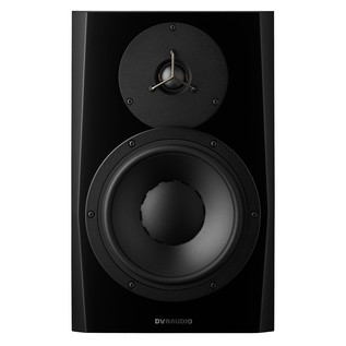 Dynaudio LYD-8 Near-Field Studio Monitor, Black - Front