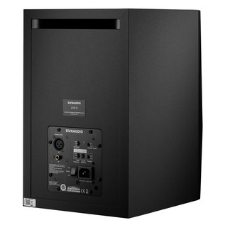 Dynaudio LYD-8 Near-Field Studio Monitor, Black - Rear