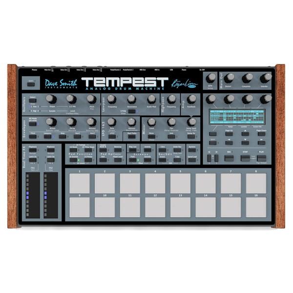 Dave Smith Instruments Tempest Drum Machine - Top