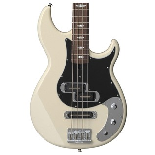 Yamaha BB1024X Bass Guitar, White