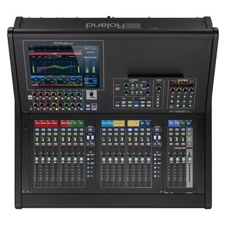 Roland M-5000C OHRCA 128-Channel Mixing Console - Top