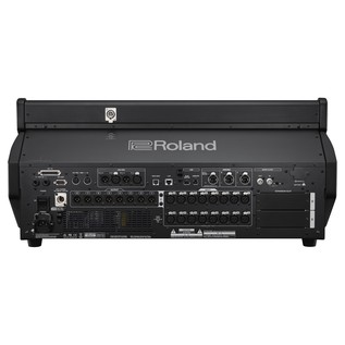 Roland M-5000C OHRCA 128 Channel Compact Mixing Console - Rear