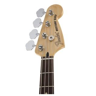 Mustang Bass Guitar, Torino Red