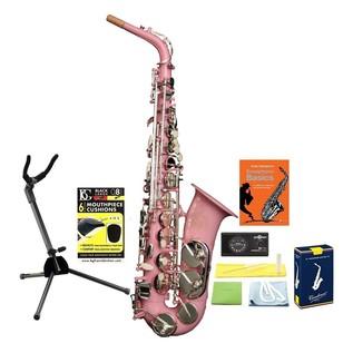 Trevor James Classic II Alto Sax Pack