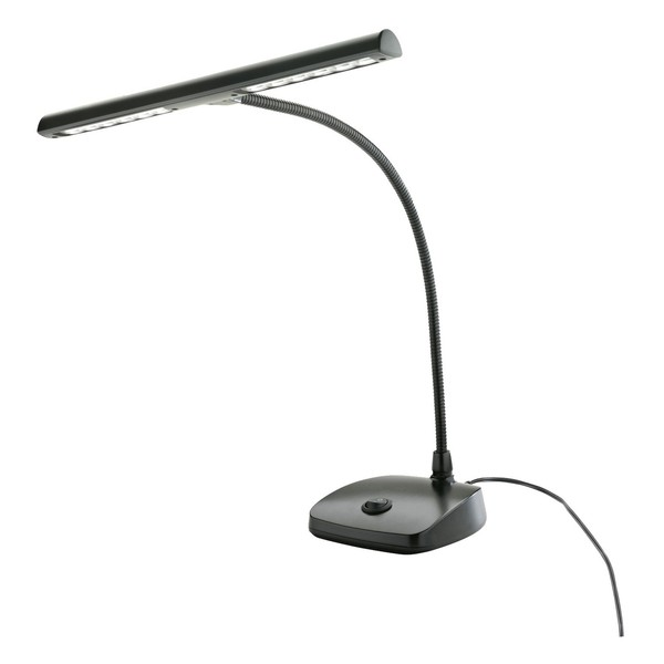 K&M 12297 LED Piano Lamp