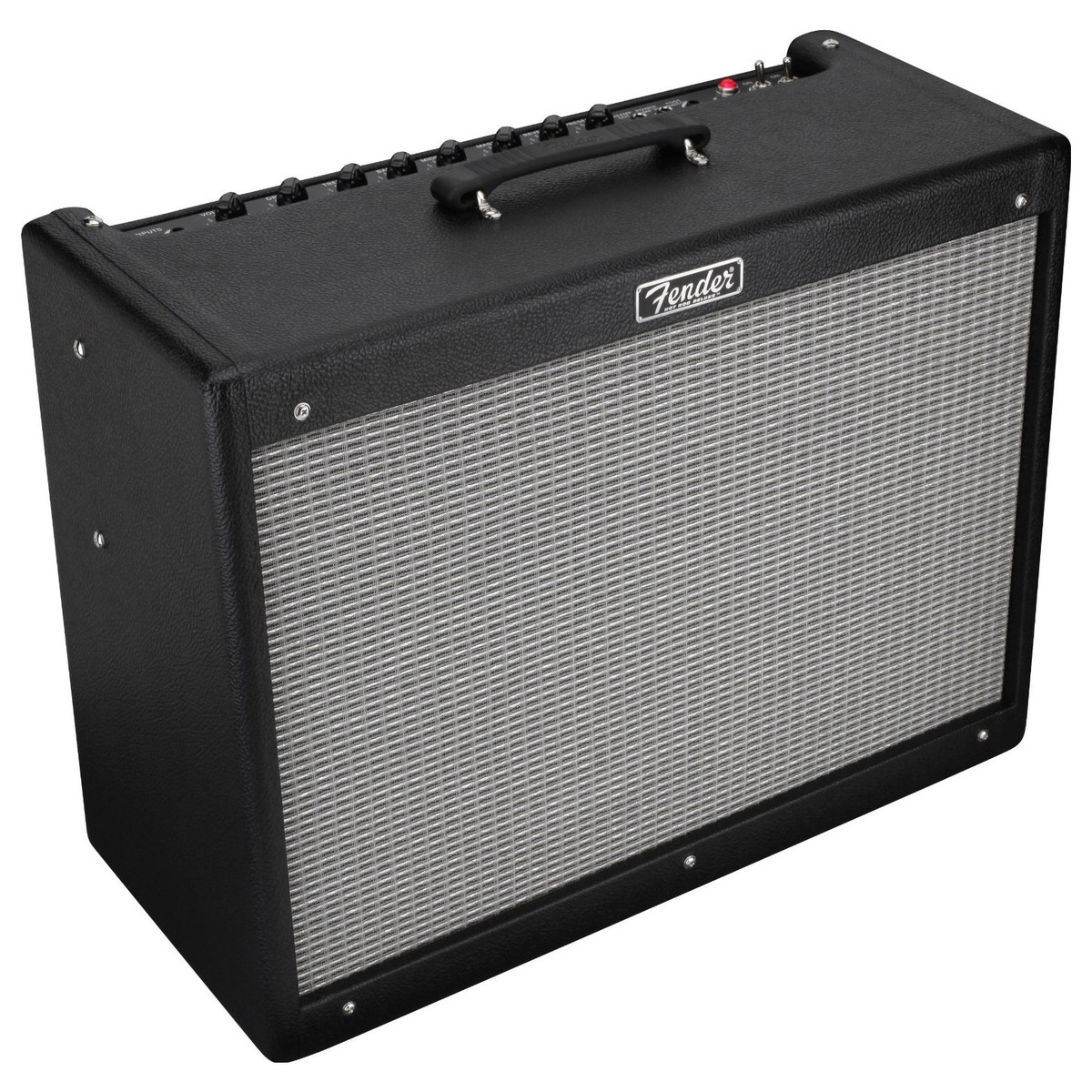 fender hot rod deluxe iii 40w tube guitar amplifier at. Black Bedroom Furniture Sets. Home Design Ideas