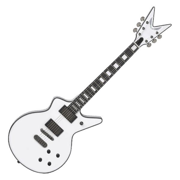 Dean Cadillac 1980 Electric Guitar, Classic White 1