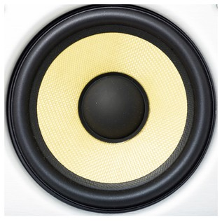 KRK V4S4 Studio Monitor White, Single - Detail 1