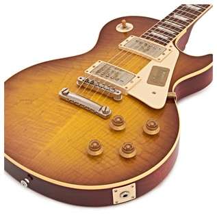 Gibson Custom Shop Standard Historic 1958 Les Paul VOS, Iced Tea