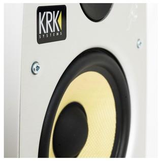 KRK V8S4 Studio Monitor White, Single - Detail 2