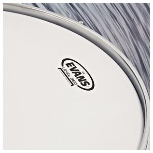 SJC Drums Providence 14'' x 14'' Floor Tom, Silver Ripple