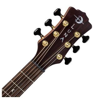 Luna Art Recorder Solid Wood Acoustic Guitar Neck