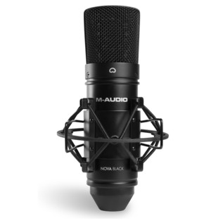 M-Audio Large-Diaphragm Condenser Microphone - Front