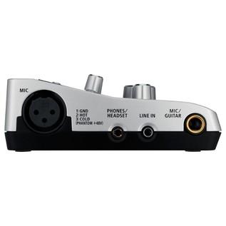 Roland UA-4FX2 Stream Station USB Audio Interface for Webcasting - Side