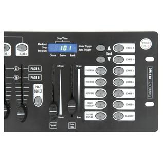 QTX DM-X10 Controller