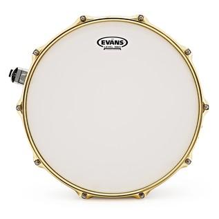 SJC Drums Tour 14'' x 7'' Snare Drum, Blue with Brass HW