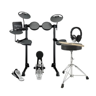 Yamaha DTX430K Electronic Drum Kit Inc Stool, Sticks & Headphones