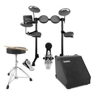 Yamaha DTX430K Electronic Drum Kit Inc Stool, Sticks & Amp