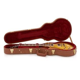 Gibson Les Paul Traditional T Left Handed Guitar, Honey Burst (2017)