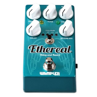 Wampler Ethereal Delay & Reverb Pedal 2