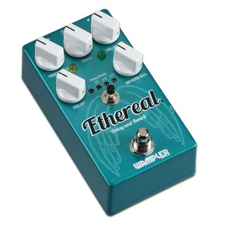 Wampler Ethereal Delay & Reverb Pedal 5